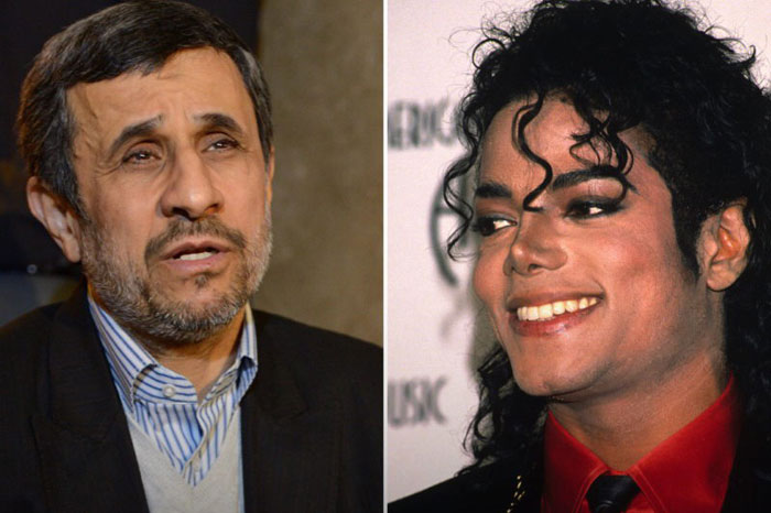 چرا رییس جمهوری پیشین ایران برای سالروز تولد خوانند مشهور پاپ پیام تبریک داد معمای احمدینژاد و مایکل جکسون