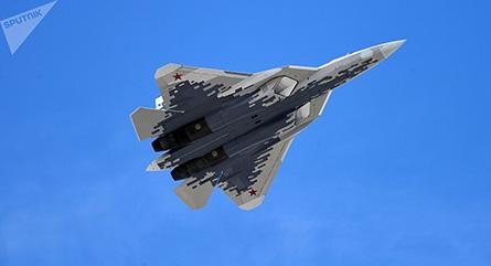 چشم انداز جنگنده سوخوی-۵۷در بازار جهانی