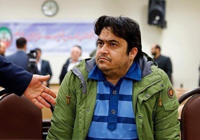 دیوان عالی کشور رای پرونده روح الله زم را صادر کرد