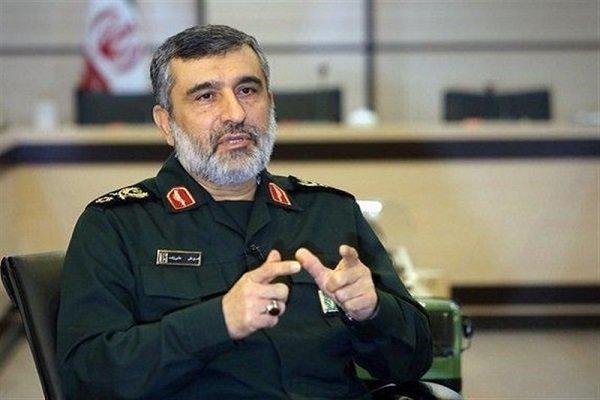 سردار حاجی زاده: در حوزه هوافضا حداقل در بین ۱۰ کشور برتر دنیا قرار داریم