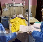 ۱۲۷ فوتی کرونا در ۲۴ ساعت گذشته/۱۲۲۹ تن بستری شدند