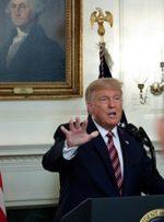 ترامپ: ۷ یا ۸ کشور عربی دیگر با اسرائیل صلح میکنند/توافق نفتی با کردهای سوریه محتمل است