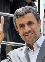 شاید شورا در آینده بخواهد خیابانی به نام احمدی نژاد نامگذاری شود