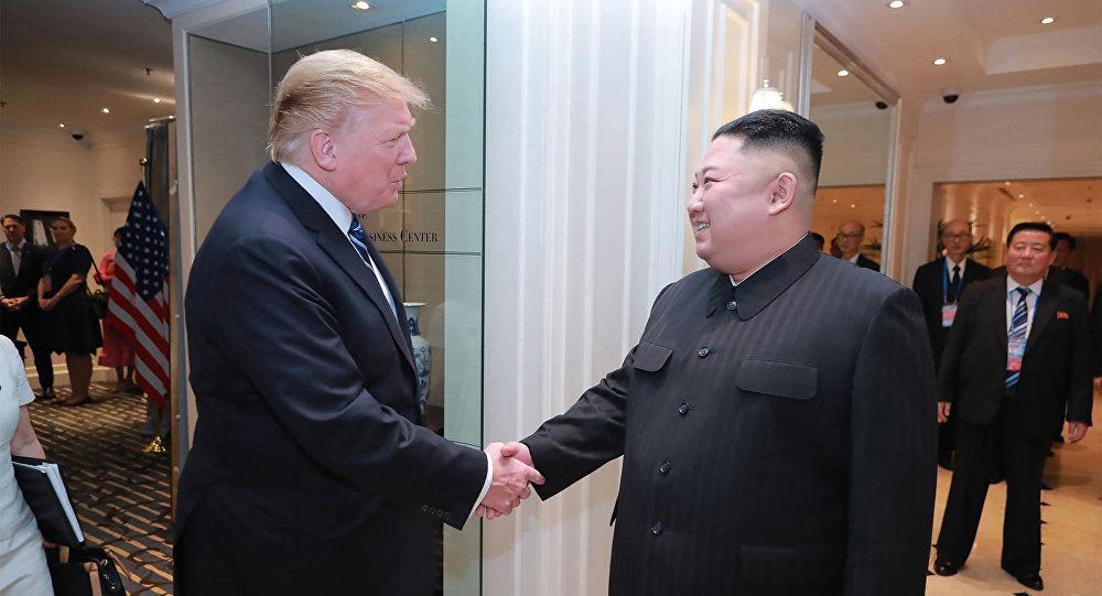 """انتشار متن نامه های """"عاشقانه"""" رهبر کره شمالی به ترامپ"""