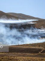 کاهش ۴۷ درصدی وسعت آتشسوزیهای مناطق چهارگانه تهران