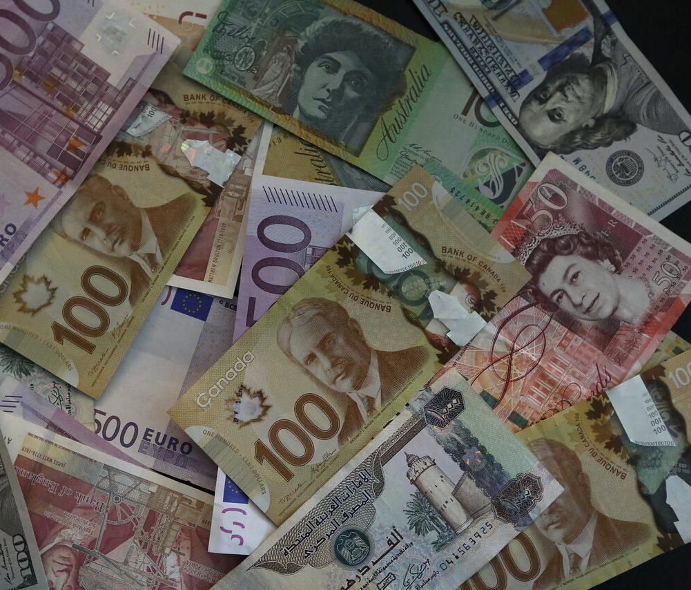 افزایش بهای رسمی ۳۲ ارز