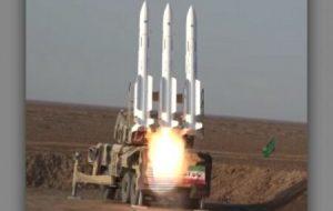 انهدام اهداف متخاصم با سامانه های بومی ۳ خرداد و ۱۵ خرداد