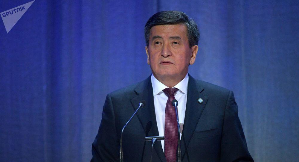 سرویس مطبوعاتی: رئیس جمهور قرقیزستان استعفا می دهد