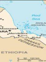 حمله موشکی به پایتخت اریتره از خاک اتیوپی