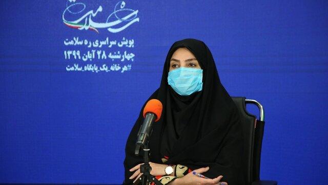 کرونا جان ۳۸۹ نفر دیگر را در ایران گرفت
