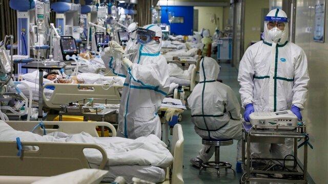 کاهش آمار فوتی های کرونا به زیر ۲۰۰/ بستری ۱۰۸۵ بیمار جدید طی شبانه روز گذشته