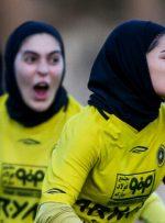 ملیپوش فوتبال زنان: مدیران فدراسیون تمام زحمات ما را به باد دادند