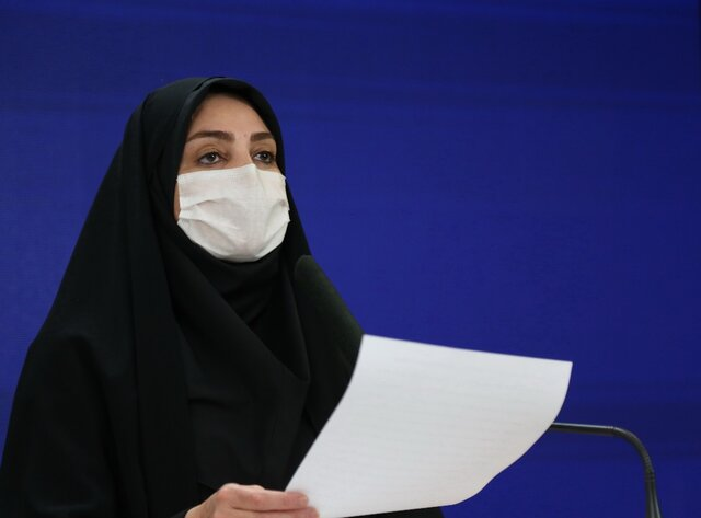 کرونا جان ۹۷ نفر دیگر را در ایران گرفت