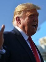 ترامپ حمله هوادارانش به کنگره را محکوم کرد