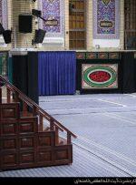 مراسم عزاداری شام شهادت حضرت زهرا (سلاماللهعلیها) برگزار شد