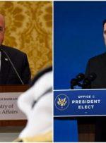 اولین گفتگوی تلفنی مشاور امنیت ملی بایدن با مشاور امنیت داخلی اسرائیل