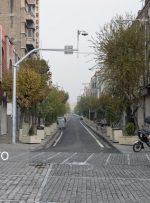 ایجاد خیابان کامل در ۱۰معبر منتخب تهران