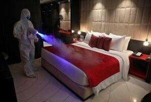 صحت و سقم انتقال ویروس انگلیسی به کارکنان هتلی در اهواز