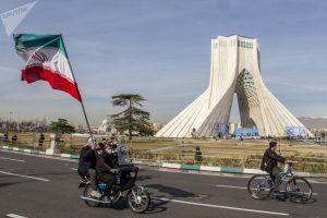 مراسم چهل ودومین سالگرد پیروزی انقلاب