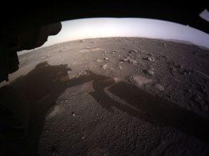 تصاویری جدید ناسا از سیاره سرخ