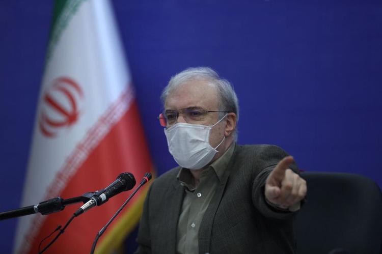 نمکی: بجای وزیر بهداشت بگویید مدیرکل مرده شور خانه!