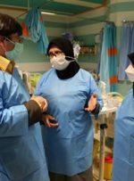 بازدید معاون پرستاری وزارت بهداشت از بیمارستان های کوهدشت و چگینی در لرستان