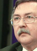 اولیانوف: ایران و آمریکا به همگام سازی بازگشت به تعهدات کامل برجامی بپردازند