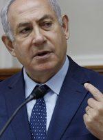 نتانیاهو: ایران در انفجار کشتی اسرائیلی در خلیج عمان نقش دارد