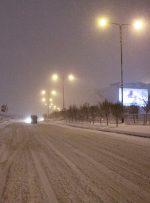 دلیل سردرگمی مسافران در بوران برف و یخ چه بود؟