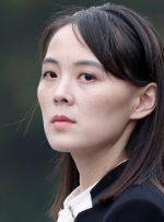 """هشدار خواهر رهبر کرهشمالی به دولت بایدن: """"اگر خواب راحت میخواهید، اقدامات تحریکآمیز نکنید"""""""