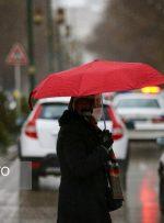 بارش پراکنده باران در کشور/ کاهش تا ۱۵ درجهای دمای هوا در برخی نقاط