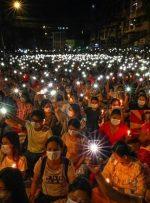 کشته شدن ۱۲ تن دیگر در اعتراضات میانمار/ رهبر غیرنظامی متعهد به مقاومت در برابر خونتا شد
