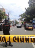 انفجار انتحاری در کلیسایی در اندونزی