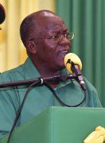 رئیس جمهور تانزانیا درگذشت