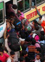 سونامی کرونا در هند و موج مهاجرت کارگران
