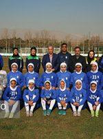 بازگشت تیم ملی فوتبال زنان ایران به رنکینگ فیفا / رده ۱۴ آسیا و ۷۰ جهان