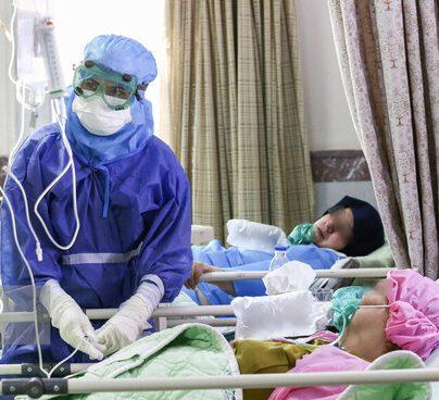 کرونا جان ۳۹۵ نفر دیگر را در ایران گرفت/شناسایی ۲۵ هزار بیمار جدید