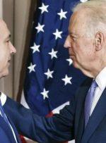 بایدن به نتانیاهو: امیدوارم دیر یا زود درگیری خاتمه یابد