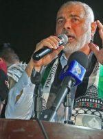 هنیه: نتانیاهو با آتش بازی نکند/ تا قدس و مسجد الاقصی را آزاد نکنیم آرام نمیگیریم