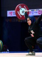 گلایه دختر وزنهبردار از فدراسیون: ناعادلانه المپیک را از من گرفتند