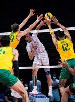شکست غیرمنتظره تیم ملی والیبال ایران مقابل قعرنشین مسابقات!