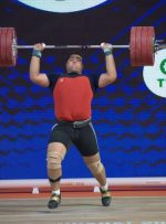 المپیک توکیو/ علی داودی با رکورد ورودی ۴۴۲ کیلو پشت سر تالاخادزه