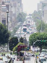 احتمال رگبار باران در شمال استان تهران/ هوای پایتخت برای گروههای حساس ناسالم میشود