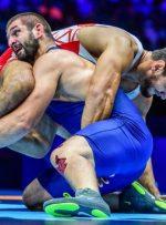 شکست سنگین قهرمان جهان و المپیک مقابل پدیده آمریکایی
