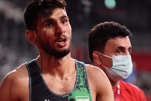 کشتی فرنگی المپیک توکیو/ برد میرزازاده و شکست دور از انتظار نجاتی
