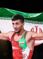 محمدرضا گرایی تنها صدرنشین کشتی ایران در رنکینگ جهانی/ دومی یزدانی پس از تیلور