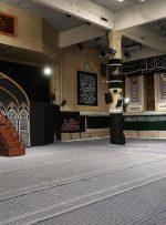 دومین شب مراسم عزاداری سید و سالار شهیدان در حسینیه امام خمینی