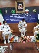 ایران و پاکستان در کنار یکدیگر بازوی قدرتمند تأمین امنیت منطقه هستند