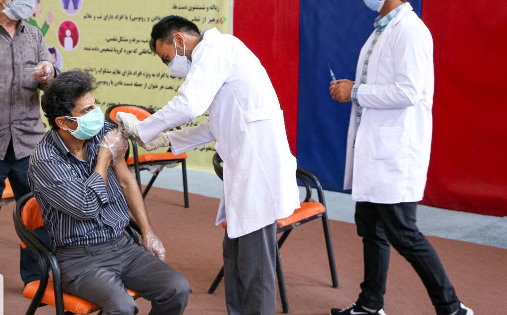 ایران پس از آلمان و فرانسه رتبه سوم تزریق واکسن کرونا را کسب کرد