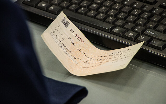 وضعیت چکهای عادی و رمزدار در بازار